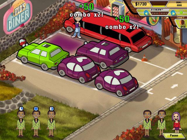 Parking Dash Screenshot 1