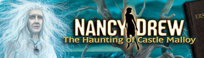 Nancy Drew: The Haunting of Castle Malloy screenshot