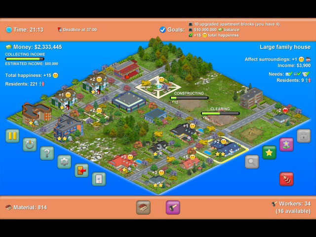 Townopolis large screenshot