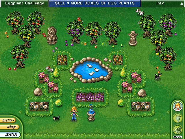 Alice Greenfingers 2 Screenshot 1