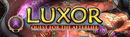 Luxor: Quest for the Afterlife screenshot