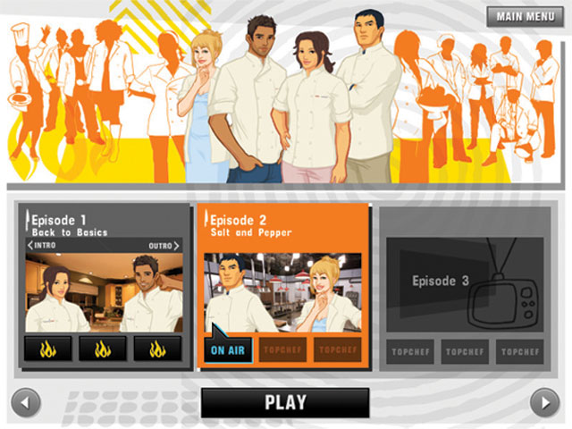 Top Chef Screenshot 1