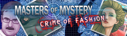 Masters Of Mystery: Crime Of Fashion screenshot
