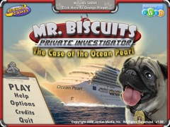 Mr Biscuits The Case of the Ocean Pearl thumb 1