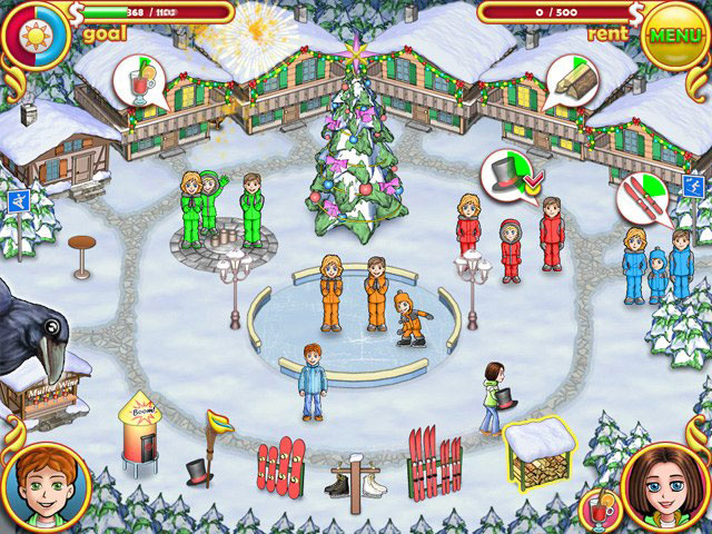 Ashtons Family Resort Screenshot 1