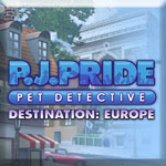 PJ Pride Pet Detective: Destination Europe