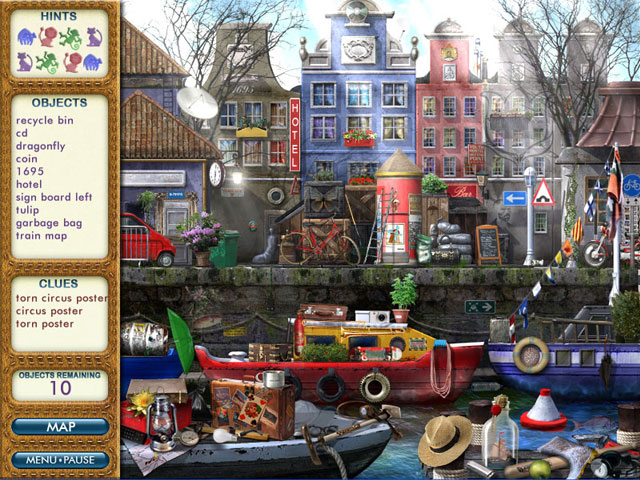 PJ Pride Pet Detective: Destination Europe large screenshot