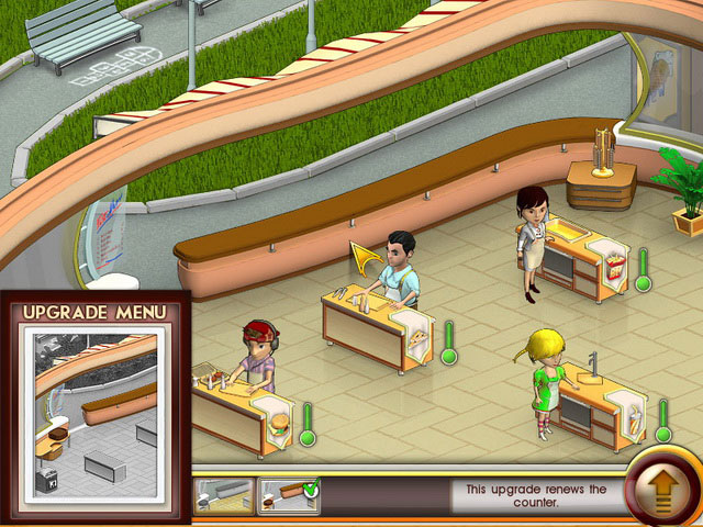 Amelie's Cafe large screenshot