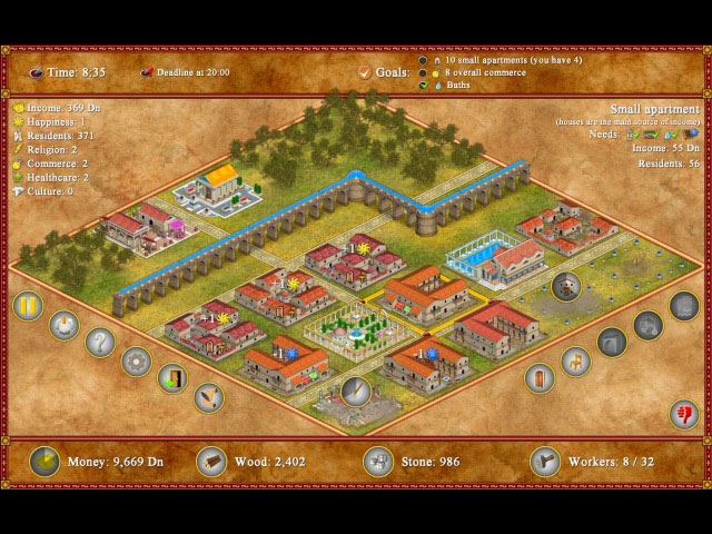 Romopolis large screenshot