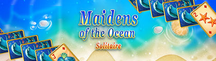Maidens of the Ocean Solitaire screenshot