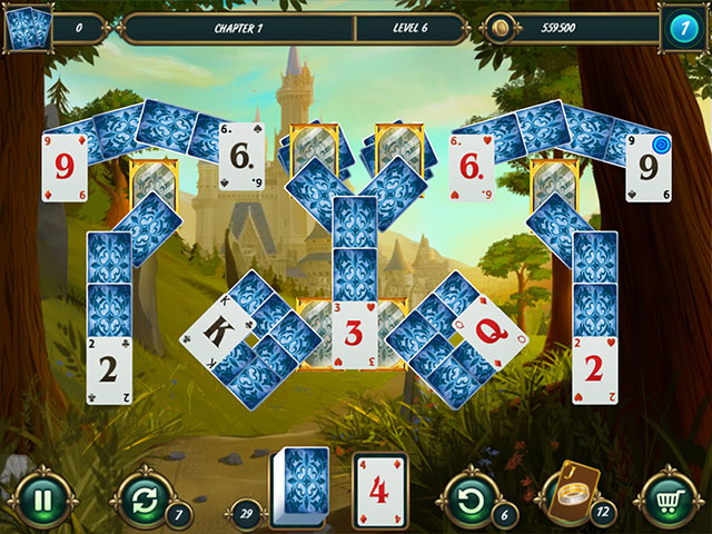 Mystery Solitaire - Grimms Tales 2 large screenshot