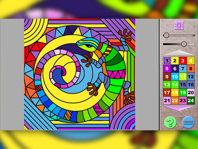 Paint By Numbers large screenshot