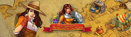 Alicia Quatermain 4: Da Vinci and the Time Machine screenshot