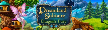 Dreamland Solitaire: Dragon's Fury screenshot