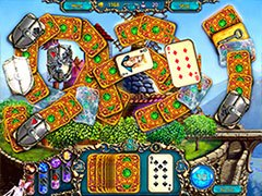 Dreamland Solitaire: Dragon's Fury thumb 2