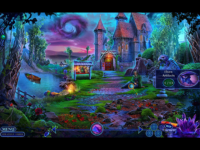 Enchanted Kingdom: Descent of the Elders Collector's Edition large screenshot