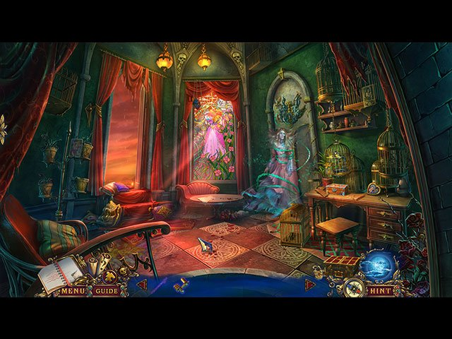 Whispered Secrets: Cursed Wealth Collector's Edition large screenshot