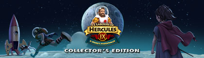 12 Labours of Hercules IX: A Hero's Moonwalk - Collector's Edition screenshot