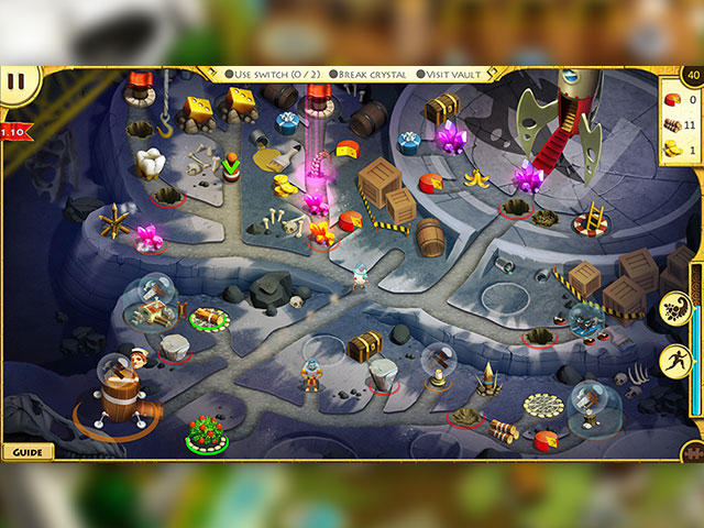 12 Labours of Hercules IX: A Hero's Moonwalk - Collector's Edition large screenshot
