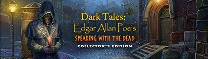 Dark Tales: Edgar Allan Poe's Speaking with the Dead Collector's Edition screenshot