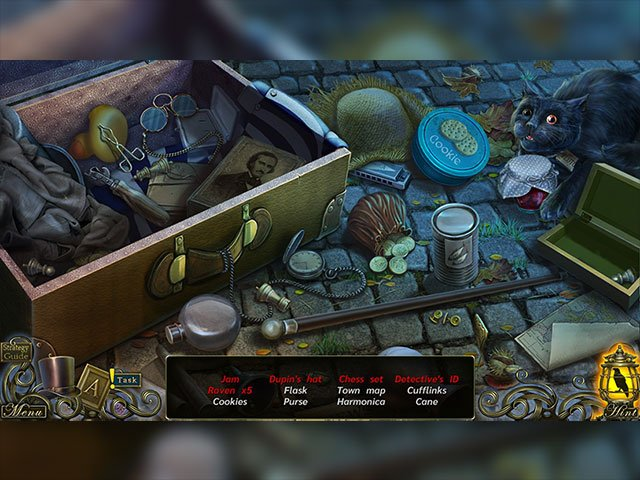 Dark Tales: Edgar Allan Poe's Speaking with the Dead Collector's Edition large screenshot