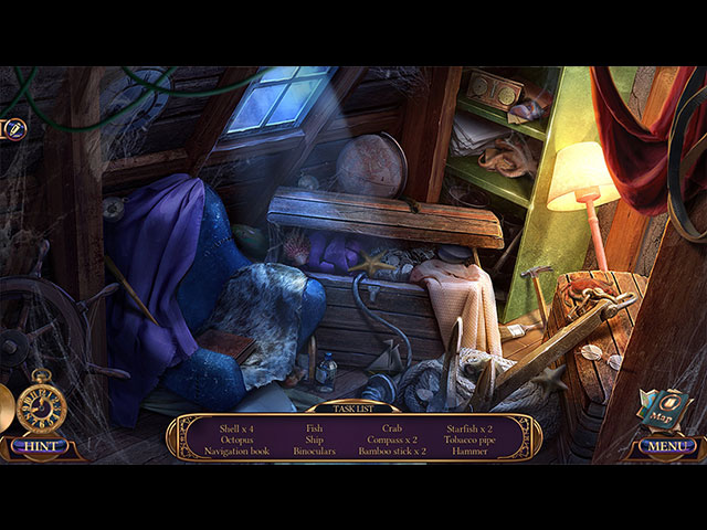 Grim Tales: The Nomad Collector's Edition large screenshot
