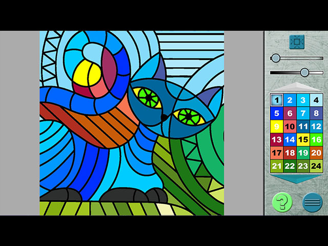 Paint by Numbers 2 large screenshot
