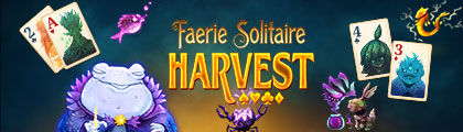 Faerie Solitaire Harvest screenshot