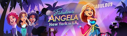 Fabulous Angela - New York to LA screenshot