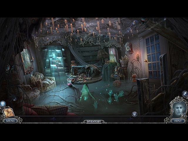 Halloween Stories: Black Book Collector's Edition large screenshot