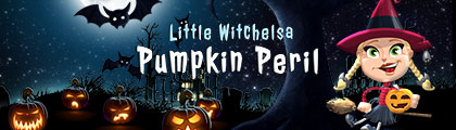 Little Witchelsa: Pumpkin Peril screenshot