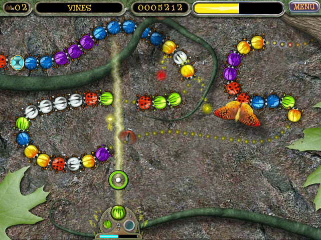 Beetle Bomp Screenshot 1