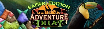 Adventure Inlay Safari Ed screenshot