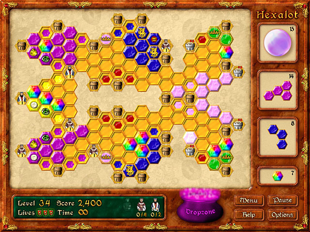 Hexalot Screenshot 1