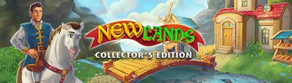 New Lands - Collector's Edition screenshot