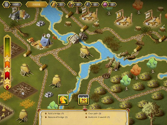 Royal Roads 2: The Magic Box Collector's Edition large screenshot