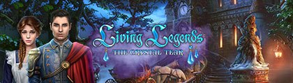 Living Legends: The Crystal Tear screenshot