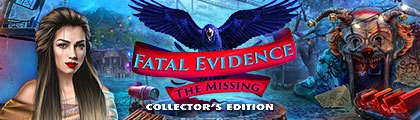 Fatal Evidence: The Missing Collector's Edition screenshot