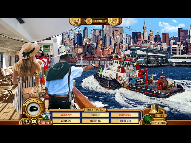 Vacation Adventures: Cruise Director 7 large screenshot