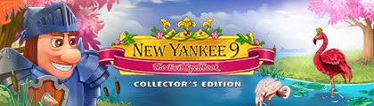 New Yankee 9: The Evil Spellbook Collector's Edition screenshot