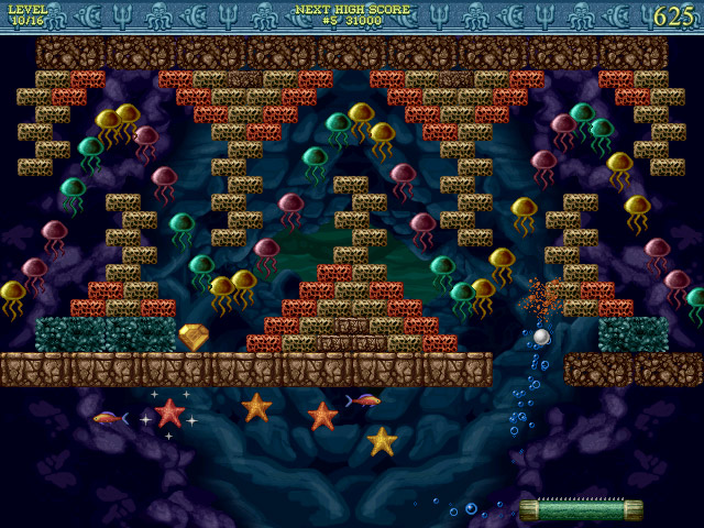 Bricks Of Atlantis large screenshot