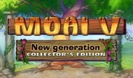 Moai 5: New Generation Collector's Edition