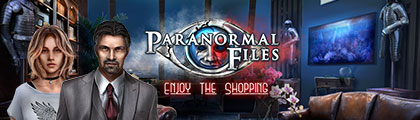 Paranormal Files: Enjoy the Shopping screenshot