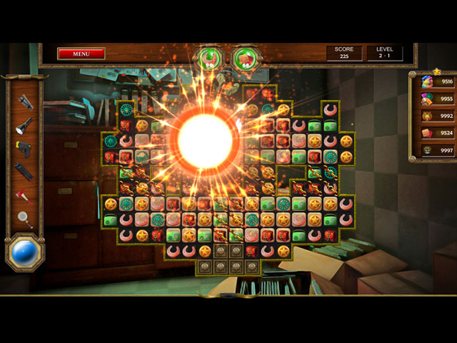Murder by Moonlight: Call of the Wolf large screenshot
