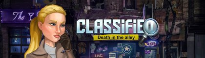 Classified - Death in the Alley screenshot