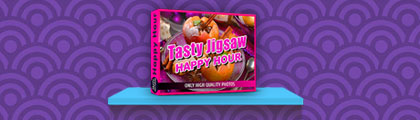 Tasty Jigsaw Happy Hour screenshot