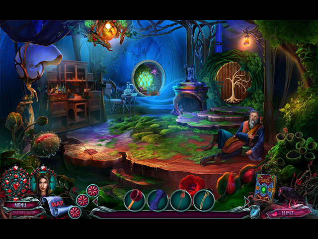 Dark Romance: The Ethereal Gardens Collector's Edition large screenshot