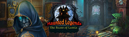 Haunted Legends: The Scars of Lamia screenshot