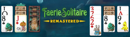 Faerie Solitaire Remastered screenshot