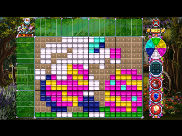 Rainbow Mosaics 12: Easter Helper large screenshot